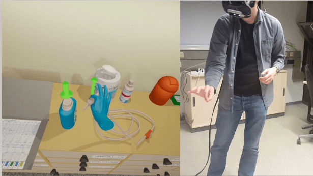 DINI-Virtual-Reality-Pfeiffer-Skills-Lab