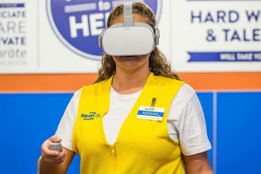 Walmart-VR-Training-Virtual-Reality-Oculus-Go